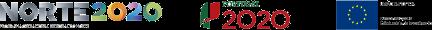 Apoios: Norte 2020, Portugal 2020, União Europeia